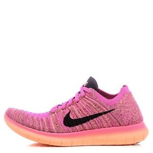 designer fashion 7dbcb c0784 Nike Shoes - Nike Free RN Flyknit (GS) Kids Running Shoes